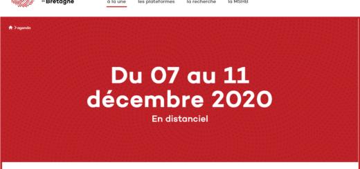 Semaine data SHS Bretagne