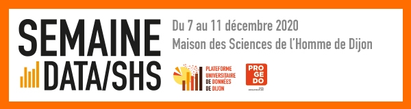 Semaine Data 2020 Dijon